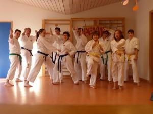 Karate Dobel