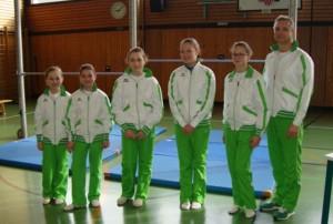 Gaufinale Einzelmeisterschaften in Nagold