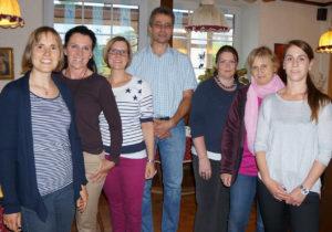 TSV Dobel - Die Vorstandschaft