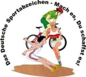Das Deutsche Sportabzeichen