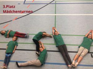 TSV Dobel - Mädchenturnen
