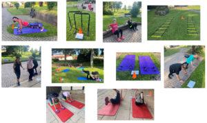 Outdoor Fitness der Kurpark wird zum TSV Fitness HotSpot